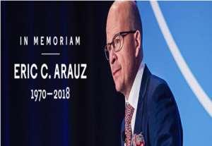 The Late Eric C. Arauz