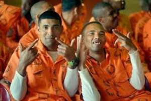Prisoners south africa