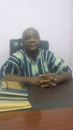 Our Ancestors Won't Even Forgive Us If We Accept Gays--Former MP Addai Nimoh