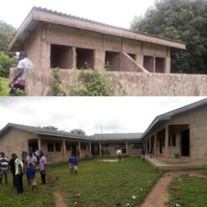Delayed Payment Hinders Oil-Funded School Project