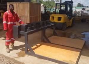 Panafrican Group Donates Scrum Machines To Ghana Rugby