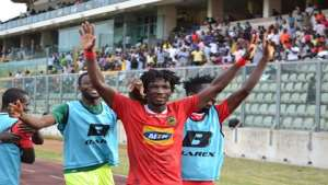 Yacouba Songne Reveals Why He Joined Asante Kotoko