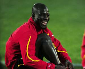 Ex-Ghana captain Stephen Appiah lauds players' attitude ahead of AFCON qualifier