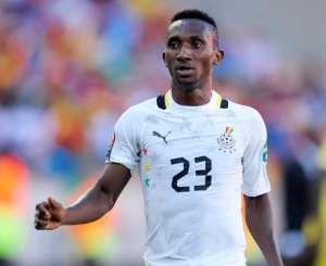 Columbus Crew star Harrison Afful arrives in Ghana ahead of AFCON qualifier
