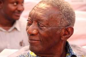 Kufuor Wants Corrupt Officials In Anas Video Sanctioned