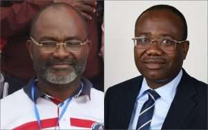 Kwesi Nyantakyi Says Not Even The President Can Call Kennedy Agyapong To Order