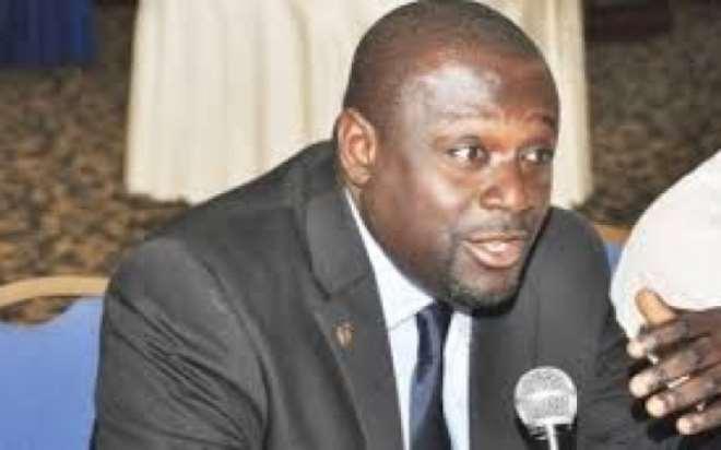 Dr. Mark Assibey Yeboah