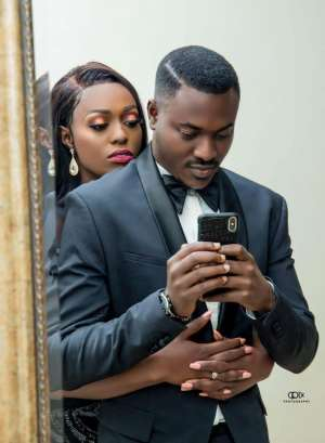Mr. Henry of Twens music duo & fiancé release pre-wedding pictures