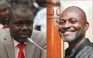 Kennedy Agyapong Controls Transport Ministry – Nyantakyi Reveals