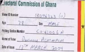 More Revelation On NPP's Rigging Agenda - The Evidence