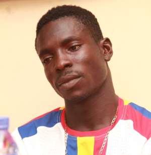 Ex-Hearts striker Selasi Adjei joins Zambian side Nakambala Leopards