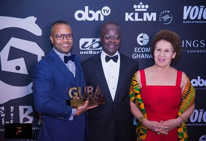 Dr Nduom (middle)