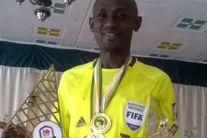 Anas Busts Kenyan World Cup Referee With $600 Bribe