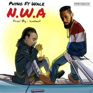 PHYNO RELEASES 'NWA' WITH AMERICAN RAPPER WALE