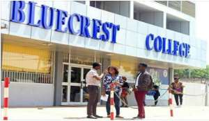 """Deputy Interior Minister Eulogises Bluecrest College For """"Say No To Plastic Campaign"""
