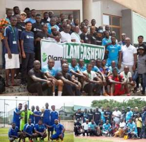 Olam Ghana Celebrates Annual Fun Games 2018