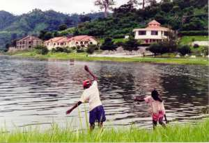 Lake Bosomtwe could dry up - Expert