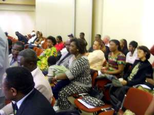 Ghanaians In Belgium Holds Pre-Xmas Get-To-Gether