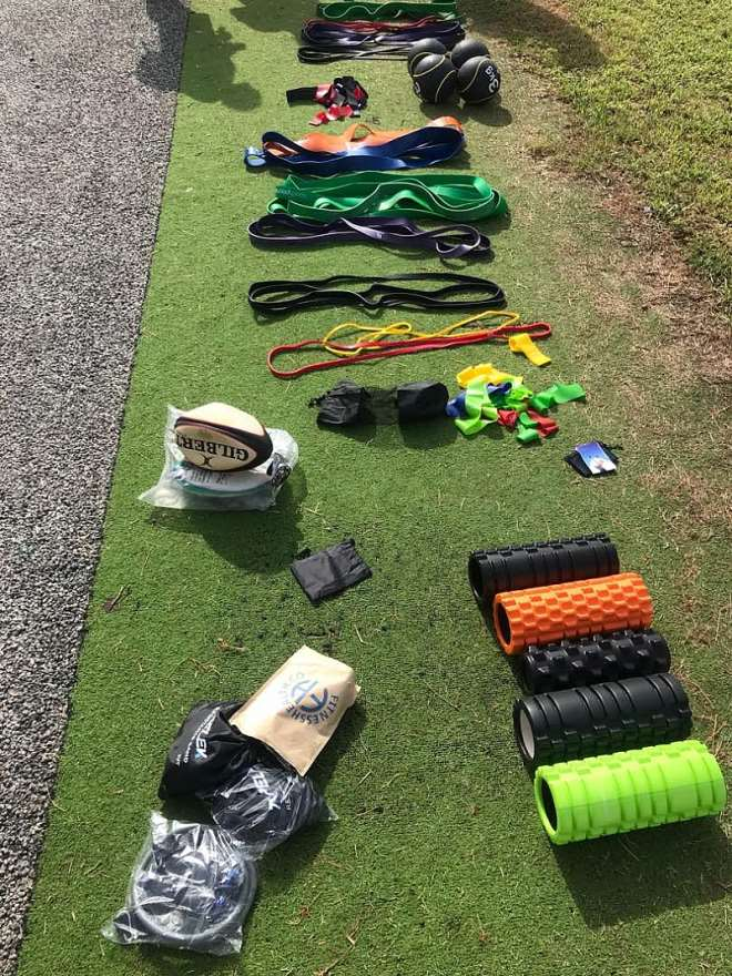 Sasc Training Equipment Brought To Support Ghana Rugby By Stuart Aimer, S&c Coach Of London Scottish Fc 02.jpeg