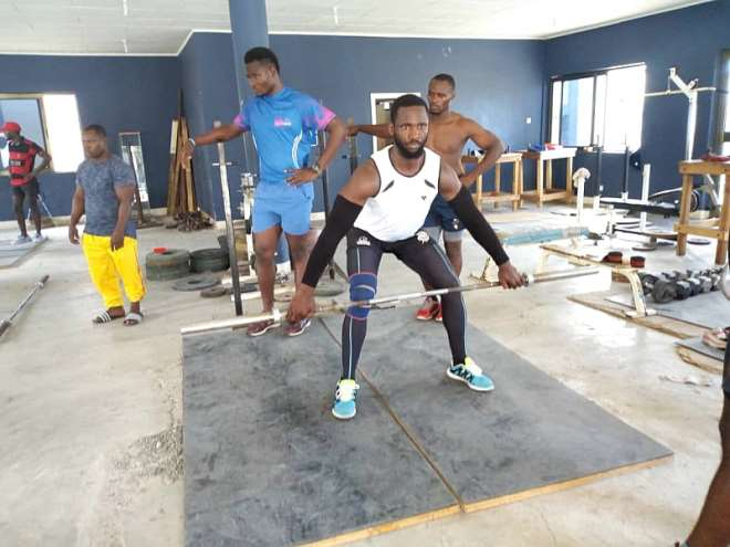 Sasc The Ghana Rugby Eagles Busy With A Conditioning Session By Stuart Aimer, S&c Coach Of London Scottish