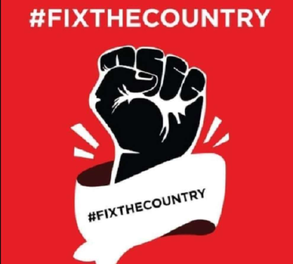 #FixTheCountry conveners win demo case against Police