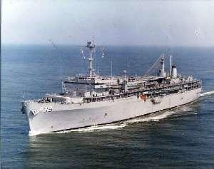 US warship begins Gulf of Guinea Deployment