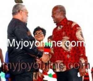 Mahama, Rawlings billed to show up at Ashaiman Anniversary rally