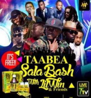 Stonebwoy, Ras Kuuku Others To Rock Taabea Sala Bash On June 16