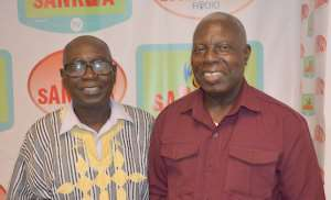 Ambassador Adjei-Barwuah Connects With Diaspora On US-Based Sankofa Radio
