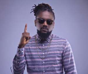 Samini Apologizes After Missing Out On Europe Concert