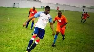 Meet Ezenwata Christian, Nigerian next rated Striking Prospect in Europe