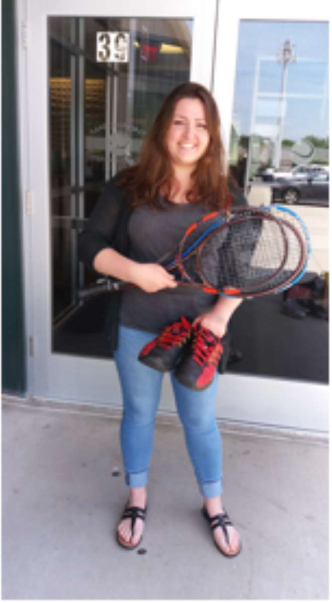 Erica Nichols – Manager Match Point Tennis Club