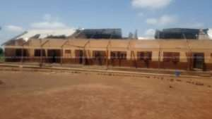 Zabzugu: School Cries For Help After Rainstorm Destroys Roofs, Books
