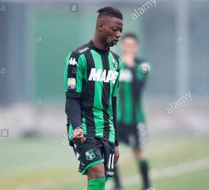 Sassuolo Debunk Ghanaian Defender Claud Adjapong Exit Rumours