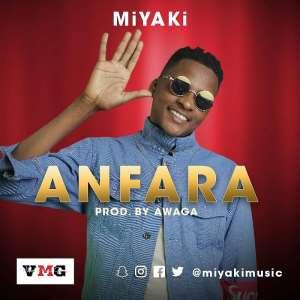 New Music : MiYAKi-Anfara (Prod by Awaga)