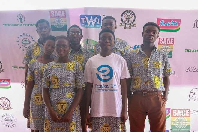 Ecoplas Gh Team-aduman Senior High School.jpeg