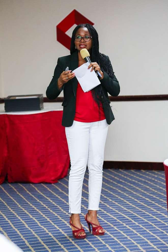Dora Gidisu - Head Of Trade, Capital Bank