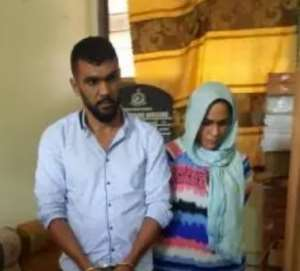 Norther Regional Police Arrest Nigerien Couple For Stealing Over 15k