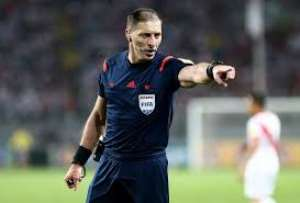 Argentina's Pitana To Ref World Cup Opener