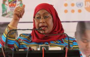 African Judges Push For Gender Equality In Tanzania