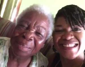 Actress, Omoni Oboli Loses Grandmother 2weeks After Father's Burial