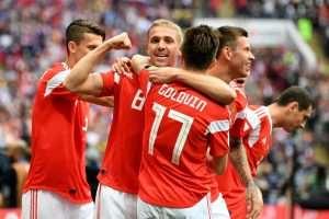 World Cup 2018: Russia Put 5 Past Saudi Arabia In Opener