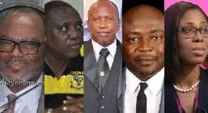 Takyi Arhin Brand Five-Member Committee To Manage Ghana Football As