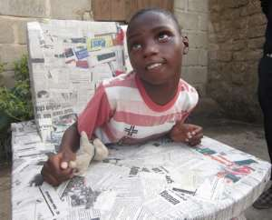 Cerebral Palsy And The Service Providers In Ghana
