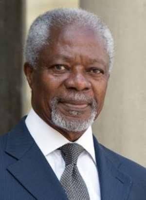Tribute To Kofi Annan