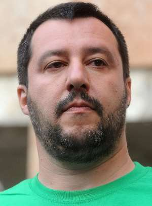 Matteo Salvini is an Italian politician serving as Deputy Prime Minister of Italy and Minister of the Interior since June 2018.