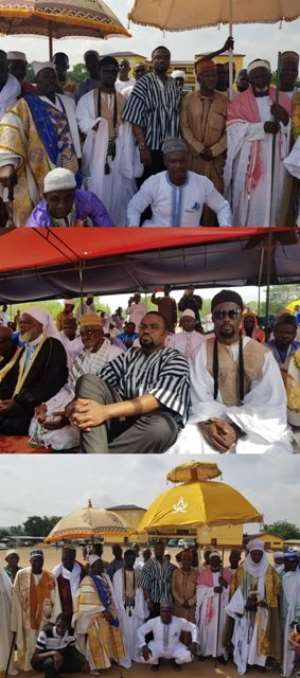 Ga West MCE Urges Muslims To Live In Peace