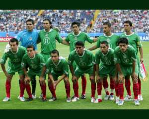 Mexico name strong 26 man squad for the friendly game against Ghana