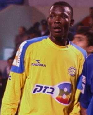 FALLGUY:  Pantsil takes blame For Maccabi's Poor Form