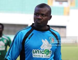 Veteran goalie George Owu optimistic of AshantiGold escaping relegation
